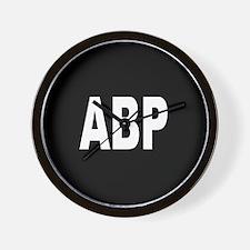 ABP Wall Clock
