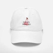 Italian Princess Baseball Baseball Cap