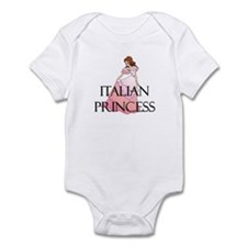 Italian Princess Infant Bodysuit