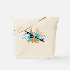 Urban Flute Tote Bag