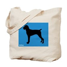 Pointer iPet Tote Bag