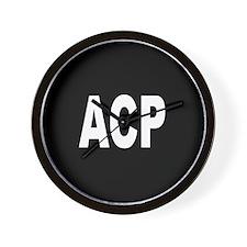 ACP Wall Clock