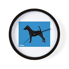 Foxy iPet Wall Clock