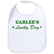 CARLEE - lucky day Bib