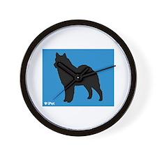 Lapphund iPet Wall Clock
