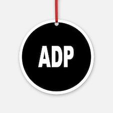 ADP Ornament (Round)
