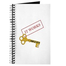 It Works with Simple Keys Journal