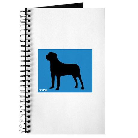 Mastiff iPet Journal