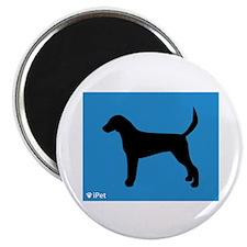 Foxhound iPet Magnet