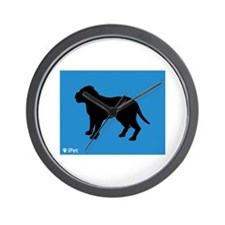 Dogue iPet Wall Clock