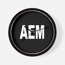 AEM Wall Clock
