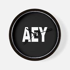 AEY Wall Clock