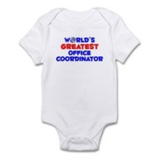 World's Greatest Offic.. (A) Infant Bodysuit