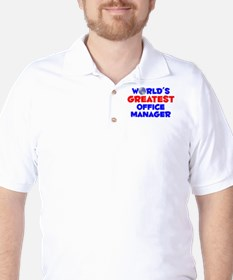 World's Greatest Offic.. (A) T-Shirt