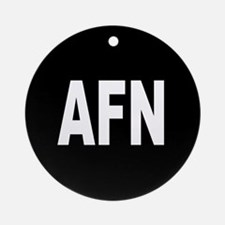 AFN Ornament (Round)