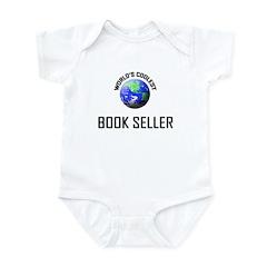 World's Coolest BOOK SELLER Infant Bodysuit