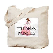 Ethiopian Princess Tote Bag