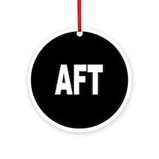 AFT Ornament (Round)