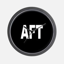 AFT Wall Clock