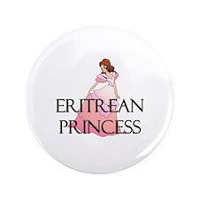 """Eritrean Princess 3.5"""" Button"""
