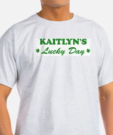 KAITLYN - lucky day T-Shirt