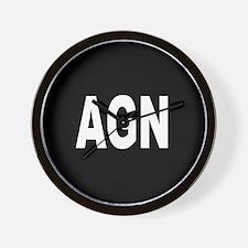 AGN Wall Clock