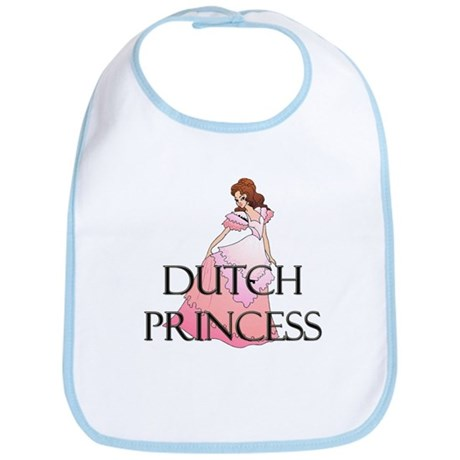 Dutch Princess Bib