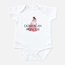 Dominican Princess Infant Bodysuit