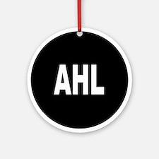 AHL Ornament (Round)
