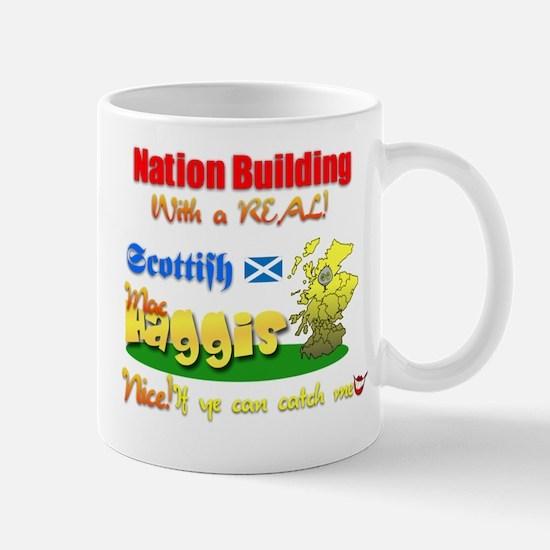 MacHaggis Country.:-) Mug