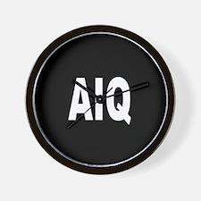AIQ Wall Clock