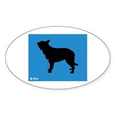 Berger iPet Oval Decal
