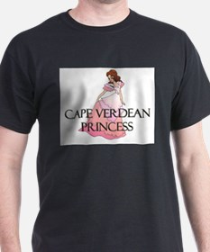 Cape Verdean Princess T-Shirt