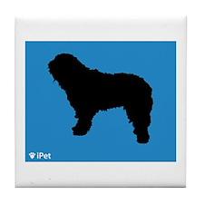 Bergamasco iPet Tile Coaster
