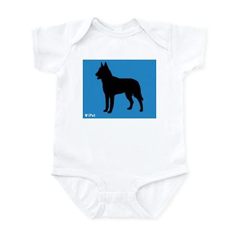 Laekenois iPet Infant Bodysuit