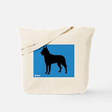 Laekenois iPet Tote Bag