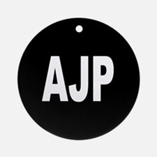 AJP Ornament (Round)