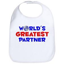 World's Greatest Partner (A) Bib