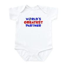World's Greatest Partner (A) Infant Bodysuit