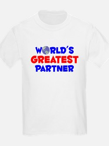 World's Greatest Partner (A) T-Shirt
