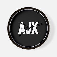 AJX Wall Clock