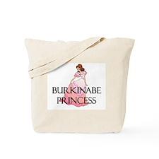 Burkinabe Princess Tote Bag