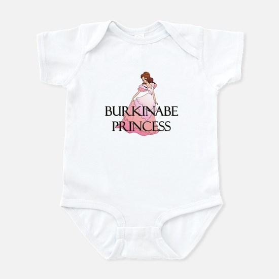 Burkinabe Princess Infant Bodysuit