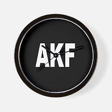 AKF Wall Clock