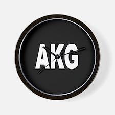 AKG Wall Clock