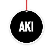 AKI Ornament (Round)