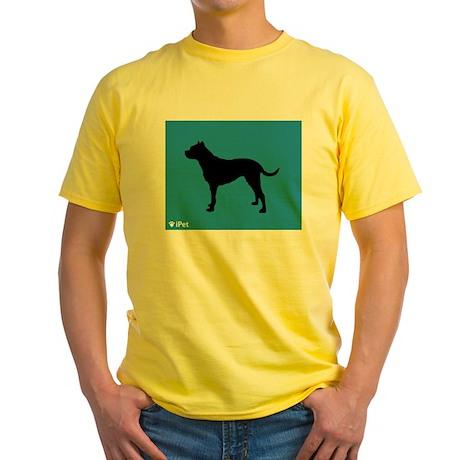 Dogo iPet Yellow T-Shirt