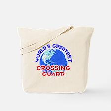 World's Greatest Cross.. (E) Tote Bag
