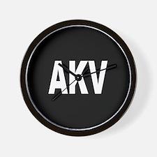 AKV Wall Clock