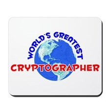 World's Greatest Crypt.. (E) Mousepad
